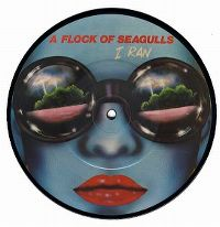 Cover A Flock Of Seagulls - I Ran