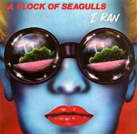 Cover A Flock Of Seagulls - I Ran
