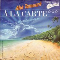 Cover À La Carte - Ahé Tamouré