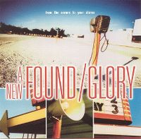 Cover A New Found Glory - From The Screen To Your Stereo EP