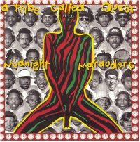 Cover A Tribe Called Quest - Midnight Marauders