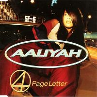 Cover Aaliyah - 4 Page Letter
