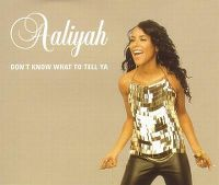 Cover Aaliyah - Don't Know What To Tell Ya