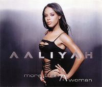 Cover Aaliyah - More Than A Woman