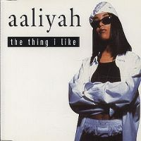 Cover Aaliyah - The Thing I Like