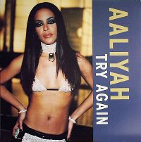 Cover Aaliyah - Try Again