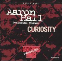Cover Aaron Hall feat. Redman - Curiosity