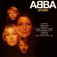 Cover ABBA - ABBA Story
