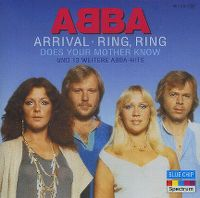 Cover ABBA - Arrival - Ring, Ring...