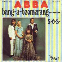 Cover ABBA - Bang-A-Boomerang