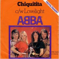 Cover ABBA - Chiquitita