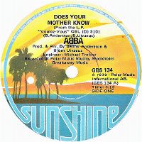 Cover ABBA - Does Your Mother Know