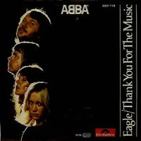 Cover ABBA - Eagle / Thank You For The Music