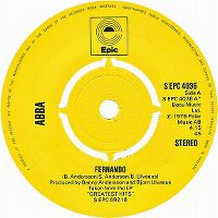 Cover ABBA - Fernando