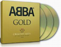 Cover ABBA - Gold - Greatest Hits: 40th Anniversary Edition