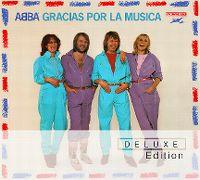 Cover ABBA - Gracias por la música