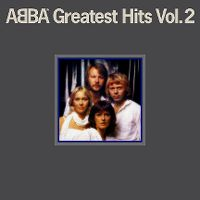 Cover ABBA - Greatest Hits Vol. 2