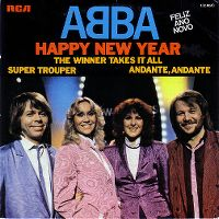 Cover ABBA - Happy New Year