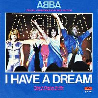 Cover ABBA - I Have A Dream