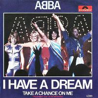 Cover ABBA - I Have A Dream