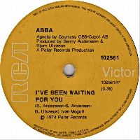 Cover ABBA - I've Been Waiting For You