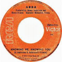 Cover ABBA - Knowing Me, Knowing You