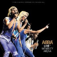 Cover ABBA - Live At Wembley Arena