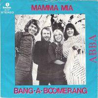 Cover ABBA - Mamma Mia