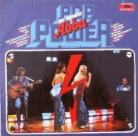 Cover ABBA - Pop Power - The Fantastic ABBA