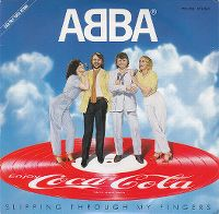 Cover ABBA - Slipping Through My Fingers
