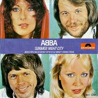 Cover ABBA - Summer Night City