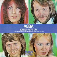 Cover ABBA - Summer Night City