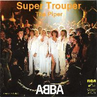 Cover ABBA - Super Trouper