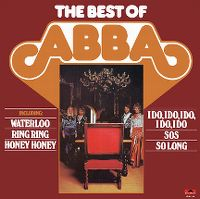 Cover ABBA - The Best Of ABBA