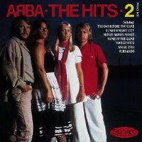 Cover ABBA - The Hits Vol. 2