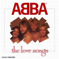 Cover ABBA - The Love Songs