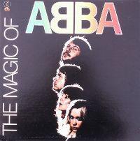 Cover ABBA - The Magic Of ABBA
