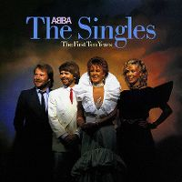 Cover ABBA - The Singles - The First Ten Years