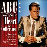Cover ABC - All Of My Heart - The Collection