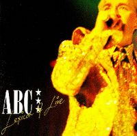 Cover ABC - Lexicon Of Live