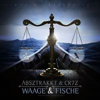Cover Absztrakkt & Cr7z - Waage & Fische