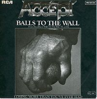 Cover Accept - Balls To The Wall