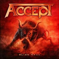 Cover Accept - Blind Rage