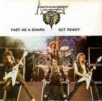 Cover Accept - Fast As A Shark