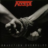 Cover Accept - Objection Overruled