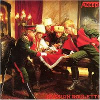 Cover Accept - Russian Roulette