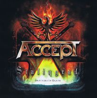 Cover Accept - Stalingrad - Brothers In Death