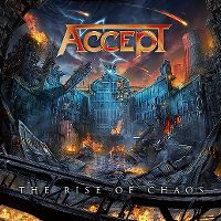 Cover Accept - The Rise Of Chaos