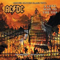 Cover AC/DC - A Long Way To The Top - In Concert - Sydney 1977