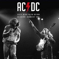 Cover AC/DC - Back Home With Brian - Melbourne Broadcast 1981